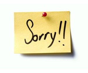 Apology to NZ readers