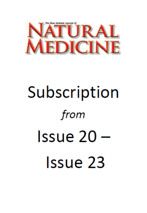 Subscripton from issue 20 to 23