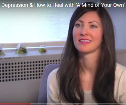 depression and how to heal with a Mind of Your Own