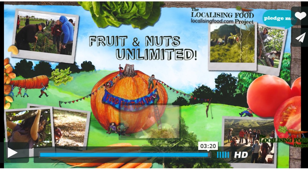Furit and Nuts Unlimited graphic