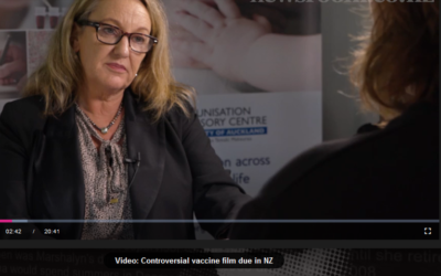 NZ journalist Melanie Reid covers Vaxxed:  From Cover-up to Catastrophe
