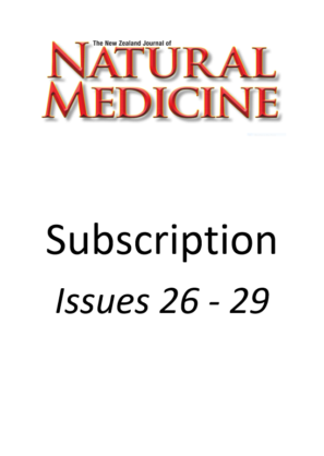 Subscription from issue 26 to issue 29