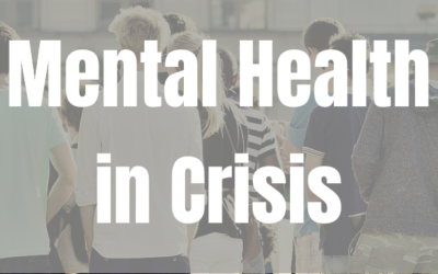 Mental Health Crisis Tour Australia-NZ February 2018