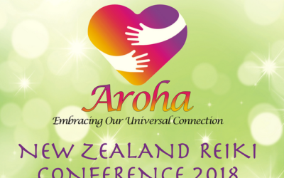 Reiki NZ conference coming up in August 2018