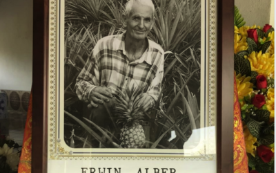 A tribute to Erwin Alber, RIP