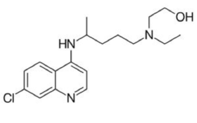 Chloroquine and Hydroxychloroquine as potential treatments for COVID-19